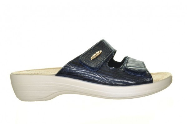 Fly Flot Slippers Blauw