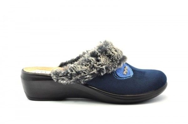 Fly Flot Warm Winter Blauw