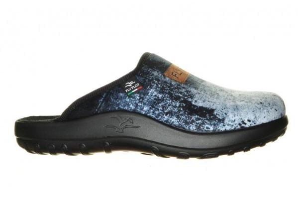 Pantoffels Jeans Blauw