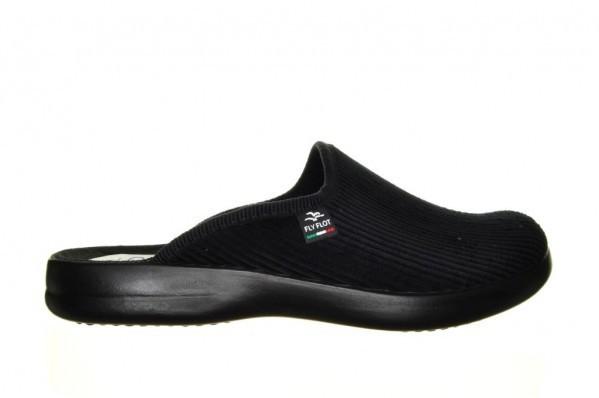 Zwarte Pantoffels Heren