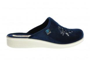 Blauwe Pantoffel Laag Fly Flot