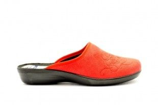 Fly Flot Pantoffel Rosso