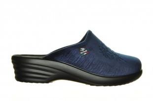 Fly Flot Pantoffels Blauw