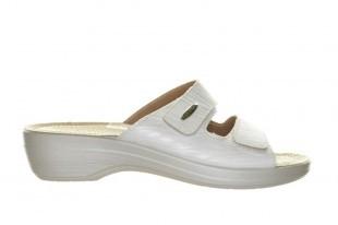 Fly Flot Slippers Wit Velcro