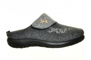 Pantoffels Steunzolen Grijs