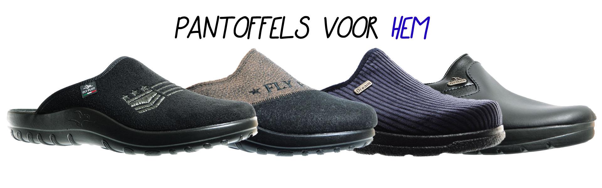 Fly Flot Pantoffels voor Heren